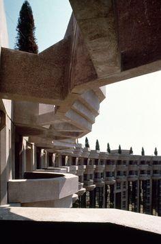 Les Espaces d'Abraxas | Ricardo Bofill Taller de Arquitectura | Archinect