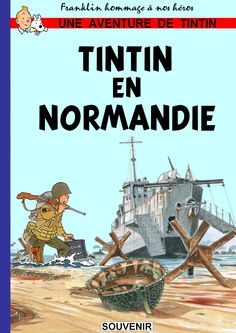 Tintin en Normandie                                                                                                                                                                                 Plus