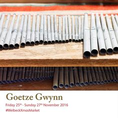 Visit builders Goetze and Gwynn during 25 - 27 November free entry and free parking. Christmas Art, Christmas Shopping, Free Entry, Art Market, Studios, November, Instagram Posts, Food, Design