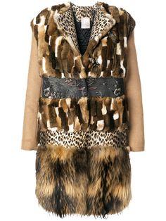 Купить Antonio Marras panelled coat .