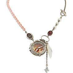 Gem Kingdom - Lange Kette mit Uhr und... - My-Ema - Style-Finder Shop