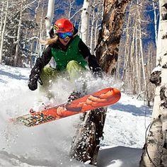Top 20 ski resorts | Aspen-Snowmass, Aspen, CO | Sunset.com