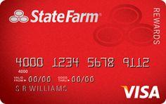 Visa Credit Cards – State Farm®