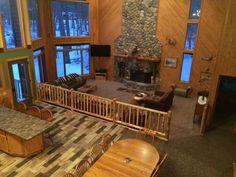 Wisconsin:  House vacation rental in Hayward from VRBO.com! #vacation #rental #travel #vrbo