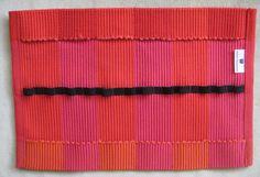 Mäppchen Rollmäppchen Schlamperrolle Einschulung Waldorf Blau Rot Pink NEU | eBay