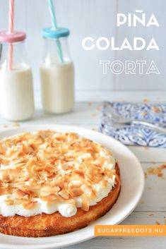 Sin Gluten, Healthy Desserts, Healthy Recipes, Healthy Food, Health Eating, Sugar Free, Paleo, Sweet Tooth, Clean Eating