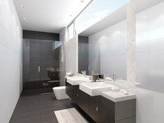Classic bathroom design with claw foot bath using ceramic - Bathroom Photo 100499