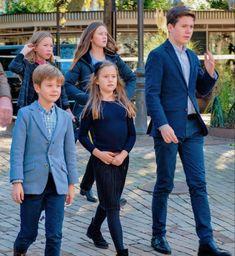Denmark Royal Family, Danish Royal Family, Danish Royalty, Key Photo, Crown Princess Mary, Fun Shots, Royals, Victoria, Classy
