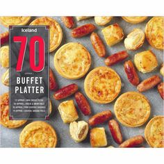 Buy Iceland 70 (approx.) Buffet Platter 1.167kg online at Iceland. Free next day delivery on orders over £35. Edam Cheese, Cheddar Cheese, How To Dry Oregano, How To Dry Basil, Cocktail Sausages, Cheese Powder, Dried Potatoes, Cheddar