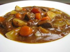 Beef Stew/this is my favorite time of year to cook, crock-pot here I come :)