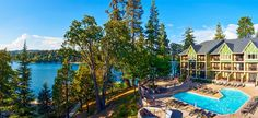 Lake Arrowhead Resort and Spa, Autograph Collection, Lake Arrowhead, California USA
