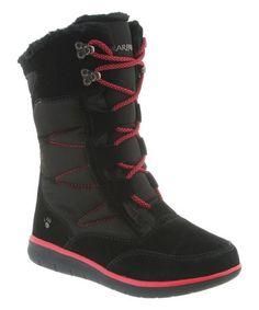 Black Aretha Suede Boot #zulily #zulilyfinds