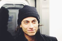 Rob Raco<<he's got a nice small and gorgeous eyes