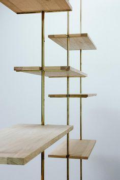Modular shelving | Etsy Modular Shelving, Diy Furniture, Shelves, Simple, Room, Etsy, Bedroom, Shelving, Shelf