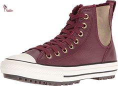 Converse , Chaussures bateau pour fille multicolore Bordeaux/Black/Egret - multicolore - Bordeaux/Black/Egret, 41 EU - Chaussures converse (*Partner-Link)
