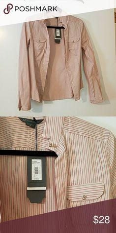 d44b9b8d00efa NWT AX Armani Exchange Dress Shirt NWT AX Armani Exchange button down dress  shirt A/