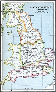 Britain Currently working on a paper concerning the comitatus and it's impact on post Roman Britain.Anglo-Saxon Britain Currently working on a paper concerning the comitatus and it's impact on post Roman Britain. Uk History, British History, World History, Asian History, Tudor History, History Facts, History Medieval, Map Of Britain, Roman Britain