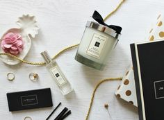 Jo Malone Mimosa and Cardadom cologne and scented candle review