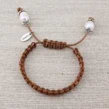 11-12 mm rice pearl bracelet  ETS-B0061