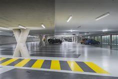 Best parking garages images green facade green walls