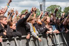 Wacken Open Air 2015, with 75.000 fans, mud covered ground and #Riedel. We gladly provided the media and communications network for this spectacular event. Furthermore we'd like thank our on-location team for the excellent handling. #WOA #Wacken2015 #movetogether #WackenOpenAir