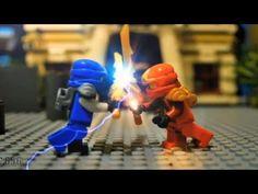 LEGO Ninjago – Stop-Motion Video