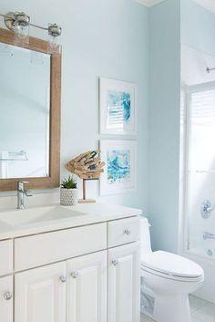 Bathroom decoration with Bathroom cabinets - Tamamedia Modern Minimalist House, Minimalist Home Interior, Home Interior Design, Interior Decorating, Cabinets Online, Bathroom Cabinets, Cool House Designs, House Colors, Home Goods