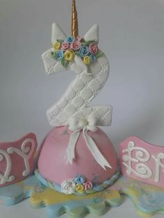 Mini Fiesta Vela 6 solo para Cumpleaños//Aniversario Pastel Vela