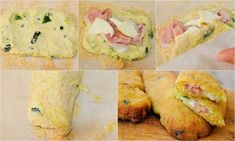 Cannoli di zucchine e patate ripieni con provola e prosciutto, sofficissimi, ricetta facile, secondo saporito, ricetta con patate, idea congelabile, ricetta per bambini