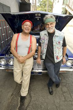 Cheech and Chong. Cheech Y Chong, Dave's Not Here, Horror Movie Characters, Up In Smoke, Stand Up Comedians, Best Bud, Just For Fun, Rock And Roll, Dan