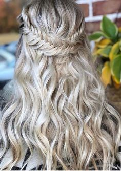 Best ideas of fishtail balayage haircuts for ladies 2018.