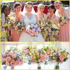 English Country Garden Wedding Flowers | Eden Flower School & Wedding Flowers Country Garden Weddings, English Country Gardens, Summer Weddings, Bridesmaid Dresses, Wedding Dresses, Wedding Flowers, School, Ideas, Bridesmade Dresses