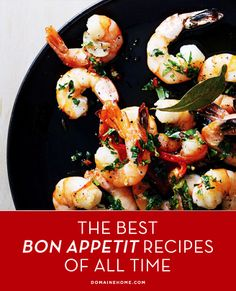 The Best Bon Appetit Recipes of All Time // @bonappetitmag