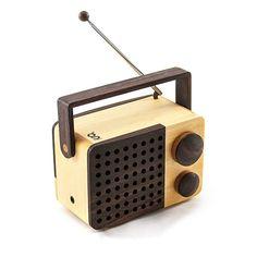 Wood Radio, Mini