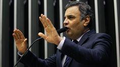 Aécio sobre pacote de maldades: 'Dilma praticaestelionato' - Brasil - Notícia - VEJA.com