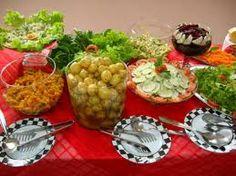 como decorar mesa para churrasco - Pesquisa Google