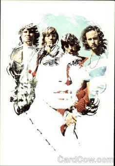The Doors Celebrities-favorite band of all time