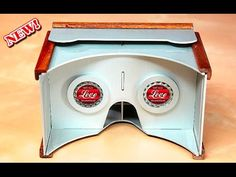 Cómo construir unas gafas de realidad virtual con cartón, una botella de plástico y agua | Microsiervos (Hackers)