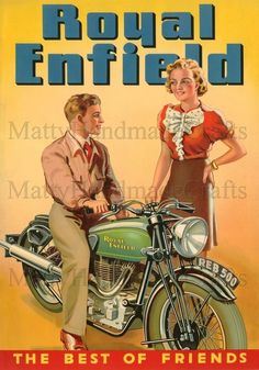 Royal Enfield 1930s