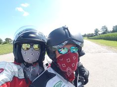 Motorcycle touring for two persons Motorcycle Touring, Alps, Couple Goals, Riding Helmets, Thankful, Husband, Superhero, Superheroes