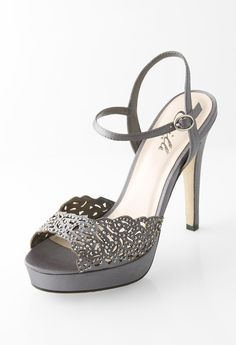 HIGH HEEL LASER CUT