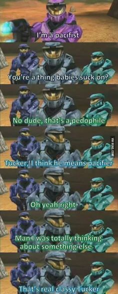 Any RvB fans here?
