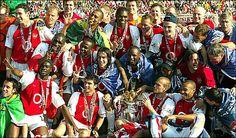 The Arsenal Invincibles - truest champions (2003-2004)