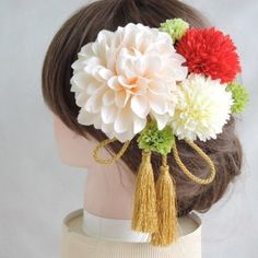 Grapevine Wreath, Grape Vines, Japanese Hairstyles, Crochet Hats, Wreaths, Band, Hair Styles, Accessories, Dresses