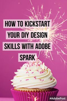 DIY Design is a must for small business owners, social media managers, and entrepreneurs. Time is the most valuable resource we have for our businesses. Being practical with project management and smart with our money has never been more important. We can't always afford to work with a professional for our marketing and design needs. Enter Adobe Spark. I'm so excited to share this brand-spanking new suite of apps with you! Adobe Spark includes three powerful, yet easy to use, pieces: ...