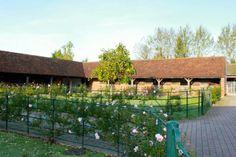 British pro dressage rider Daniel Timson's stables. http://www.danieltimson.co.uk