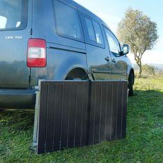 Folding bed LikeCamper for small and mixed vans Car Camper, Mini Camper, Camper Van, Volkswagen Caddy, Campervan Bed, Campervan Ideas, Peugeot, Nissan, Defender Camper