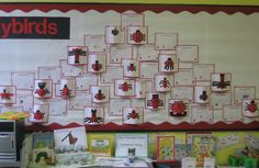 Symmetrical ladybirds using 'Dazzle' (ICT) classroom display photo - Photo gallery - SparkleBox