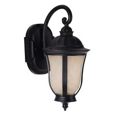 Exteriors by Craftmade Frances II Z6104 Outdoor Wall Light - Z6104-92-NRG