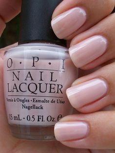 Pearl Sheen Nail Polish as summer trend